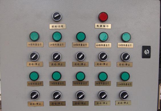 炼铜炉布袋除尘器控制系统