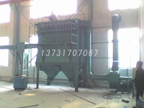 加气砖厂球磨机除尘器