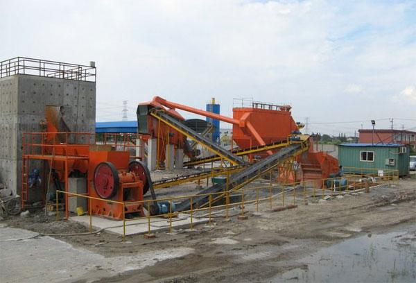 石料厂破碎机除尘器