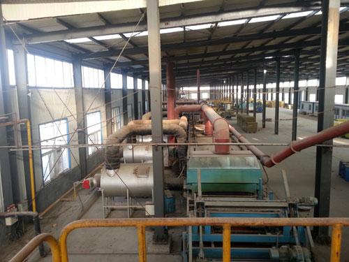 岩棉生产线除尘器