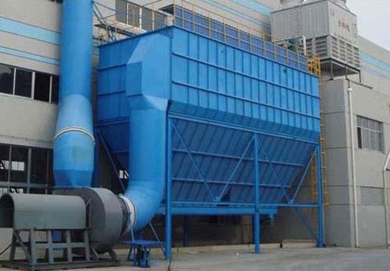 铸造厂砂处理除尘器